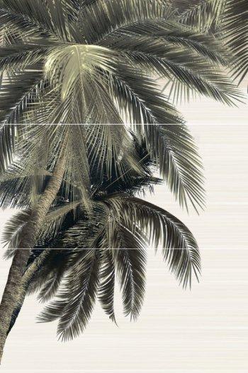 Уралкерамика (Alma Ceramica) Декор панно настенный (747х500х6,5) Del Mare (компл-3шт) PWU09DLM3