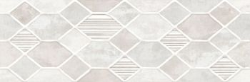 Уралкерамика (Alma Ceramica) Плитка настенная (200х600х8) Roxana ромбы TWU11RXN404