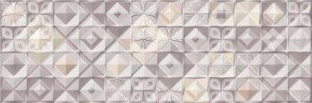 Уралкерамика (Alma Ceramica) Декор настенный (200х600х8) Ariana розововый. DWU11ARI707 (ALMA CERAMICA)