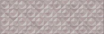 Уралкерамика (Alma Ceramica) Плитка настенная (200х600х9) Ariana фиолетовая. рельеф TWU11ARI707 (ALMA CERAMICA)