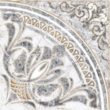 Уралкерамика (Alma Ceramica) Декор напольный керамогранит (600х600х9) Pareto DFU04PAR37R (ALMA CERAMICA)