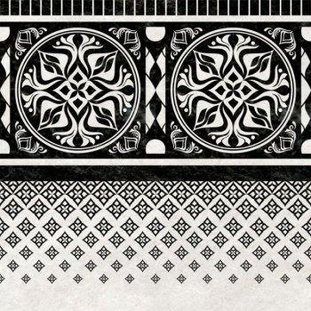 Уралкерамика (Alma Ceramica) Декор напольный керамогранит (600х600х9) Pronto DFU04PRN12R (ALMA CERAMICA)