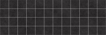 Laparet Alabama Декор мозаичный чёрный MM60062 20х60