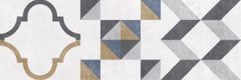 Laparet Alabama Плитка настенная микс серый 60078 20х60