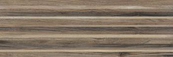 Laparet Zen Плитка настенная полоски коричневый 60030 20х60