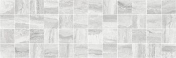 Laparet Glossy Декор мозаичный серый MM11188 20х60
