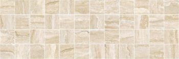 Laparet Glossy Декор мозаичный бежевый MM11189 20х60