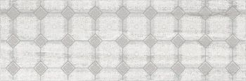 Laparet Glossy Декор серый 20х60