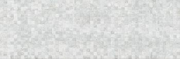 Laparet Glossy Плитка настенная мозаика серый 60112 20х60