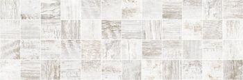 Laparet Sweep Декор мозаичный белый MM60114 20х60