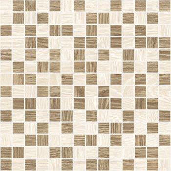 Laparet Genesis Мозаика т.бежевый+бежевый 30х30