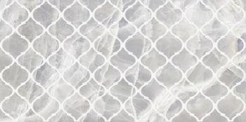 Laparet Plazma Nuance Декор серый 30х60