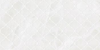Laparet Plazma Nuance Декор белый 30х60