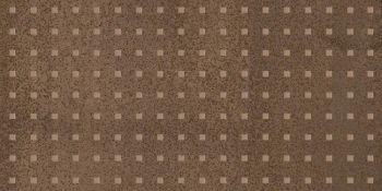Laparet Metallica Pixel Декор коричневый 25х50