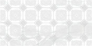 Laparet Olimpus Grand Декор белый 25х50