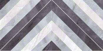 Laparet Prime Плитка настенная серый микс 34025 25х50