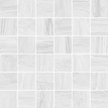 Laparet (Forest) Forest Мозаика белый 30х30