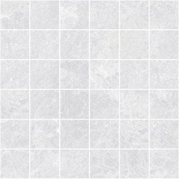 Laparet (Hard) Hard Мозаика белый 30х30