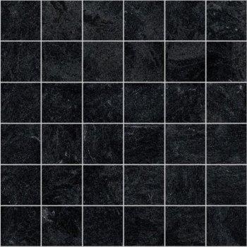 Laparet (Hard) Hard Мозаика чёрный 30х30