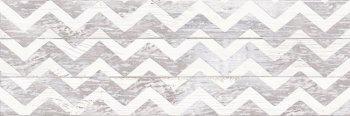LВ-ceramics (Shabby chic) Плитка облицовочная. Шебби Шик Декор серый 1064-0098  60*20