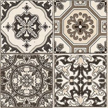 LВ-ceramics (Astrid) Декор напольный Астрид   вставка 3601-0102  5,8*5,8