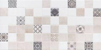 LВ-ceramics (Astrid) Плитка облицовочная. Астрид декор бежевый 1041-0236  20*40