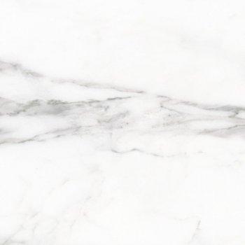 LВ-ceramics (Каррарский Мрамор) Плитка грес глазурованный  Бьянка Каррара белый 6046-0168  45*45