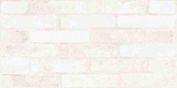 LВ-ceramics (Брикстори) Плитка грес глазурованный Брикстори белый  6060-0243  60*30
